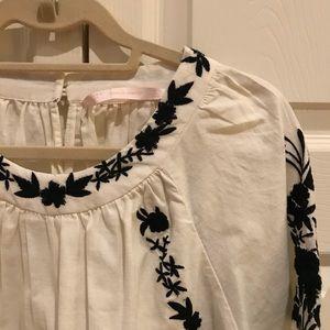 Zara Embroidered Longsleeve